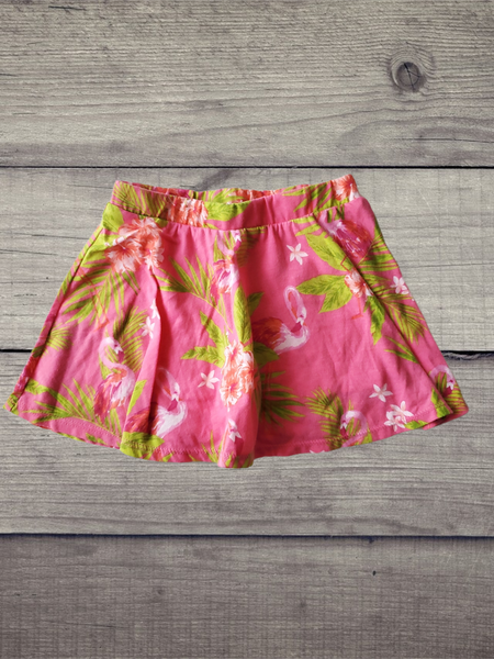 Children's Place - Floral Skort, 4T