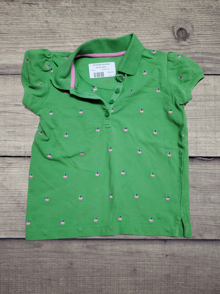 Gap - Green Shirt, 4
