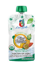 Load image into Gallery viewer, Pina Passion 6-4oz Organic Baby Food Pouches