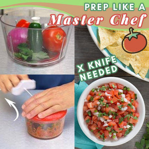 Pro Chef Food Chopper