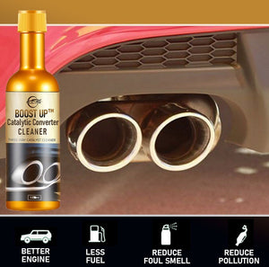 BoostUp'Ñ¢ Catalytic Converter Cleaner