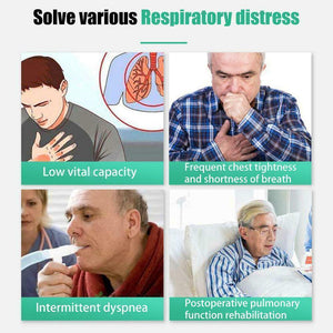LungCare Deep Breathing Respiratory Exerciser