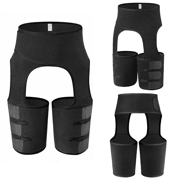Award Winning Thigh Shaper & Waist Trimming Belt