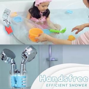 StickAnywhere Suction Shower Holder