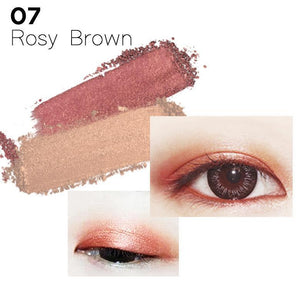 Dual-tip Two-color Cushion Eye Shadow Stick