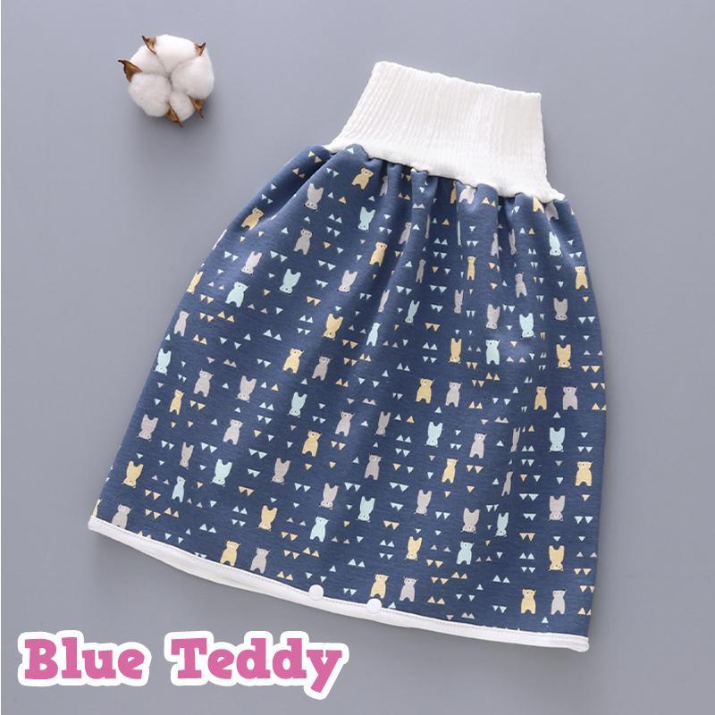Leakproof Kid's Diaper Skirt