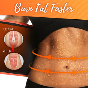 SweatFIT™ Adjustable Waist-Slimming Trimmer