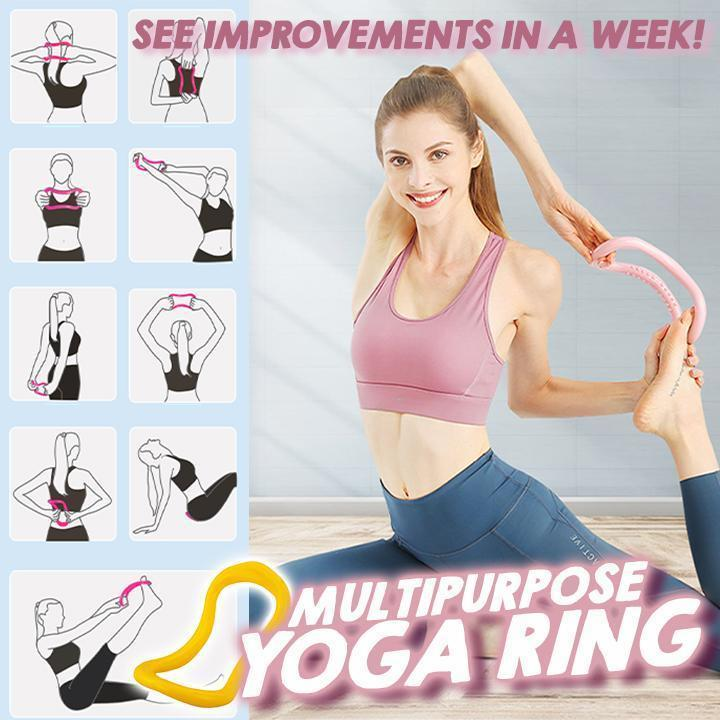 Multipurpose Yoga Ring