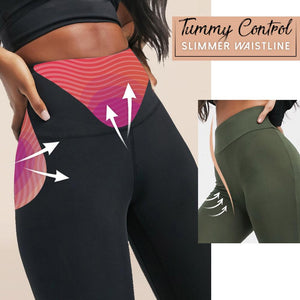 NotSeeThrough Shaping Leggings