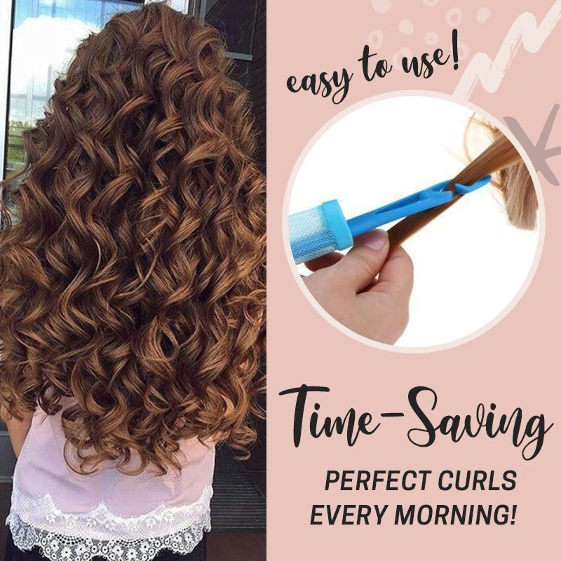 BouncyCurls Magic Hair Curler