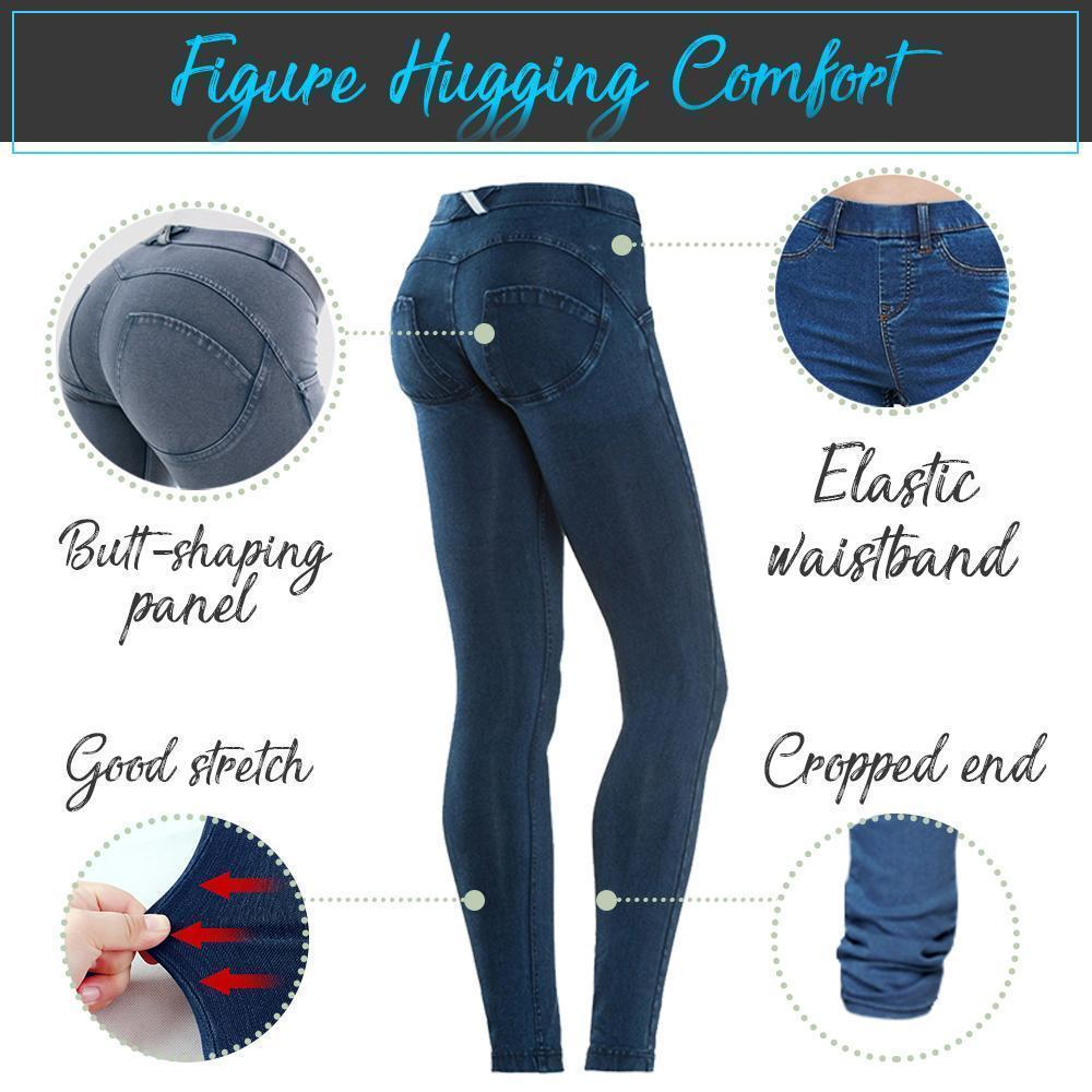 Perfect Fit Push Up Jeans