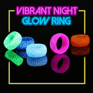 Vibrant Night Glow Ring