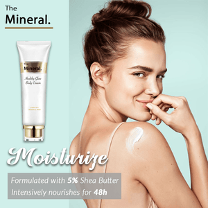 The Mineral™ Healthy Glow Body Cream