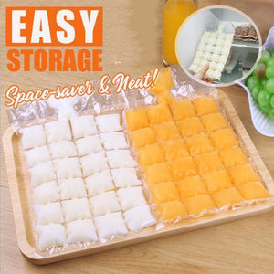 Ice Tray Mold Bag