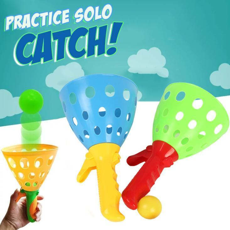 Catch & Pop Catapult Ball
