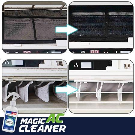 Magic AC Cleaner
