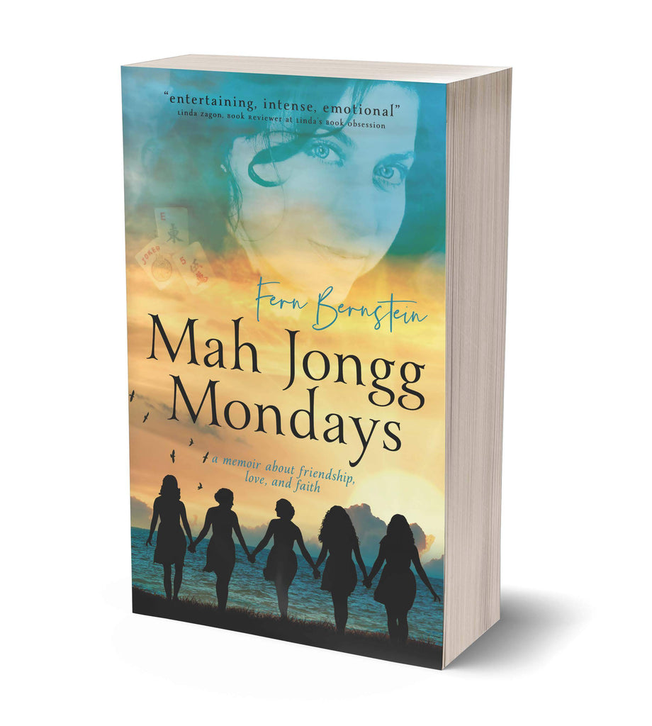 debut memoir titled Mah Jongg Mondays by Fern Bernstein