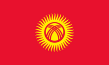 Load image into Gallery viewer, Kyrgyzstan