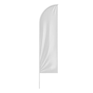 3m or 4m Feather Banner CUSTOM