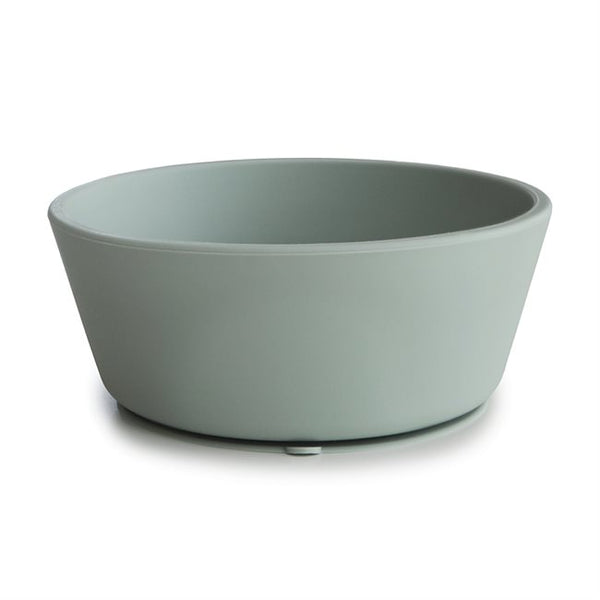 Mushie Silicone Bowl Cambridge Blue