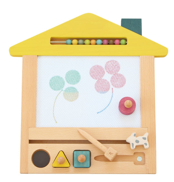 KIKO + & GG OEKAKI HOUSE (DOG) - MAGICAL DRAWING BOARD