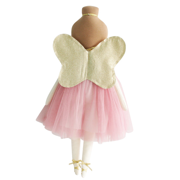 Alimrose Mia Fairy Doll Blush 50cm