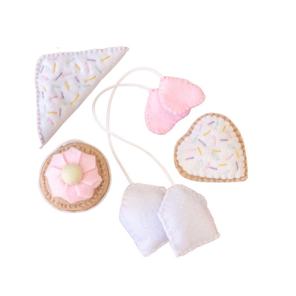 Tea Party Sweets Set