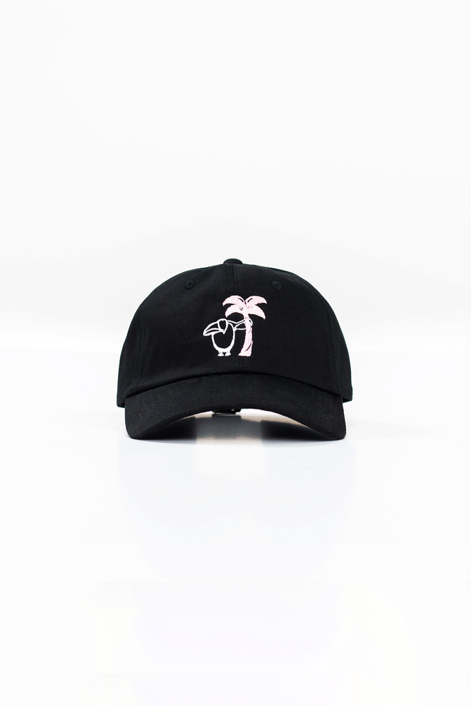 Huntington Beach Palm Cap