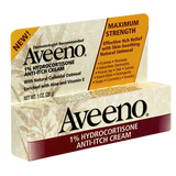 Aveeno 1% Hydrocortisone Anti-Itch Cream