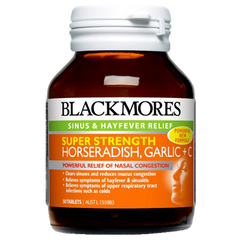 Blackmores HRad Garlic