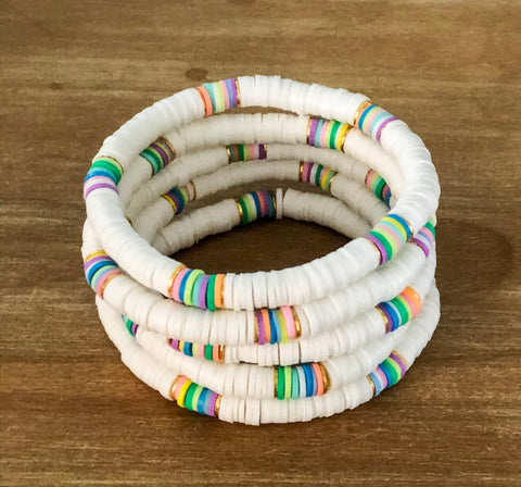 Rainbow Row Stripe Bracelet