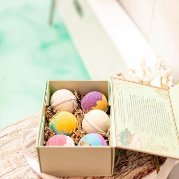 Bath Bombs, Find it at MyMien.ca, Toronto, Canada