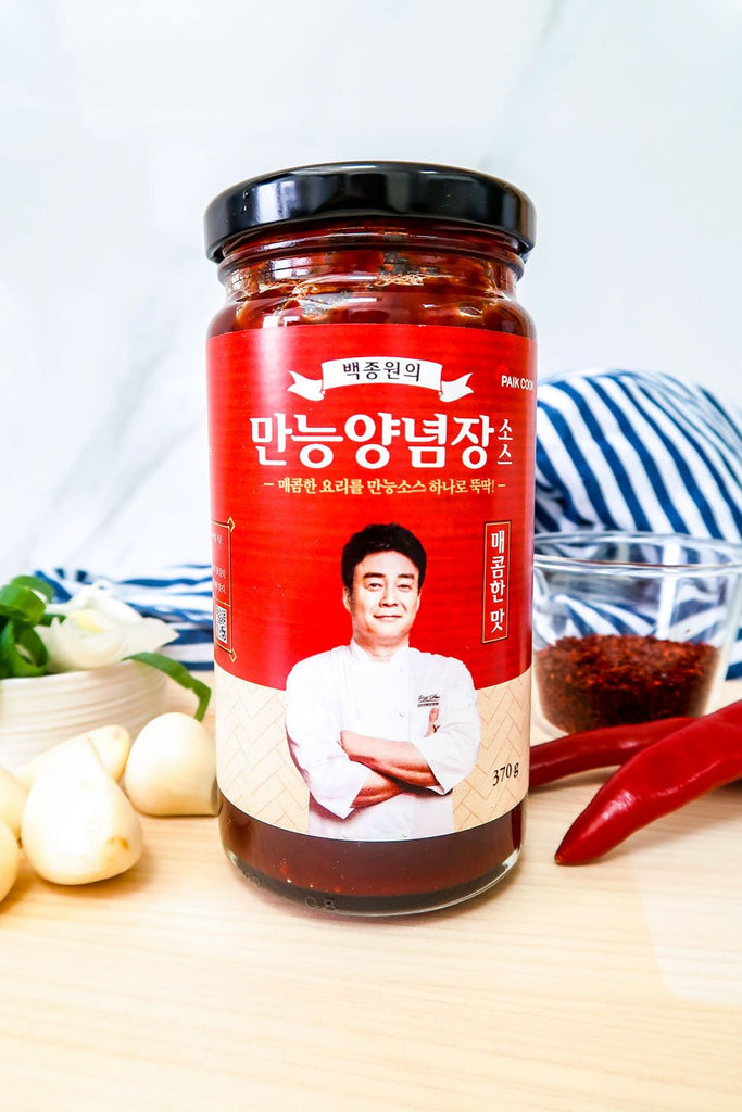 [Chef Baek] All-Purpose Spicy Gochujang Sauce