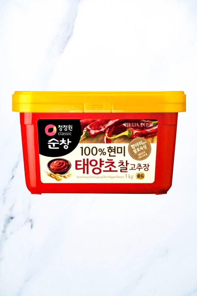 [Chung Jung One] 100% Brown Rice Gochujang (Gold) - 500g