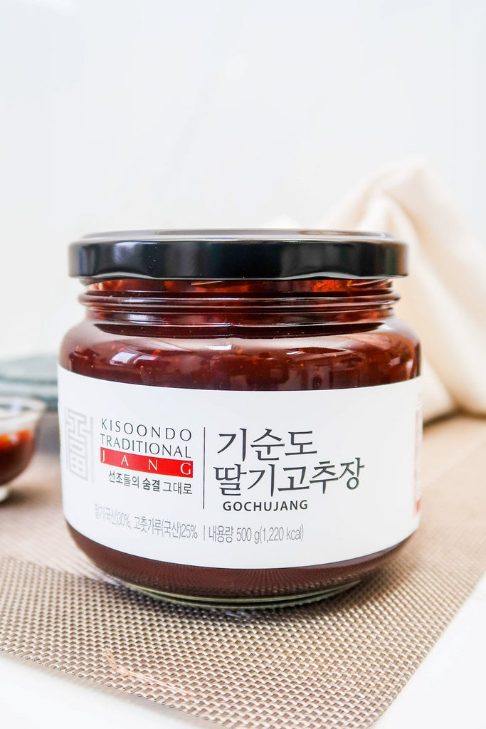 [Kisoondo] Strawberry Gochujang (500g)