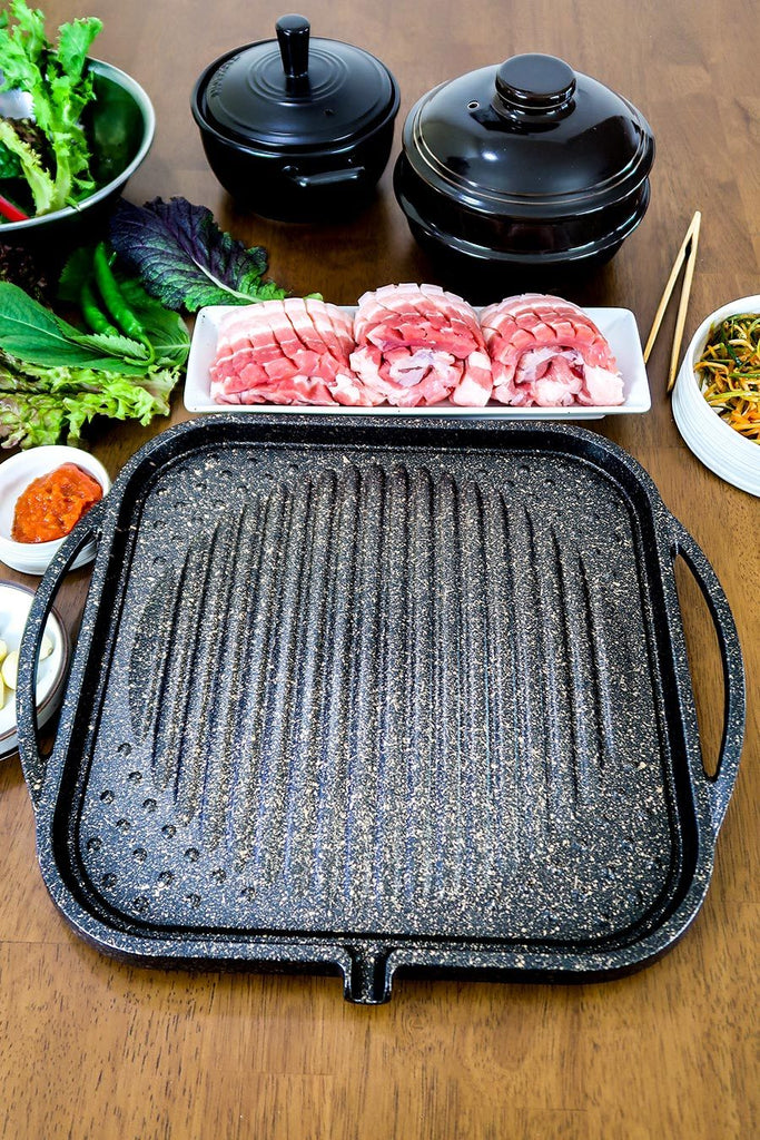 [Loving Home] 4-Layered Coating Korean BBQ Grill