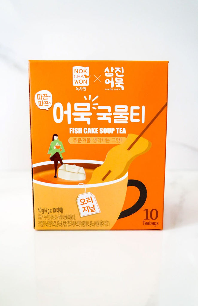 [Samjin Eomuk] Odeng Broth Tea Bags