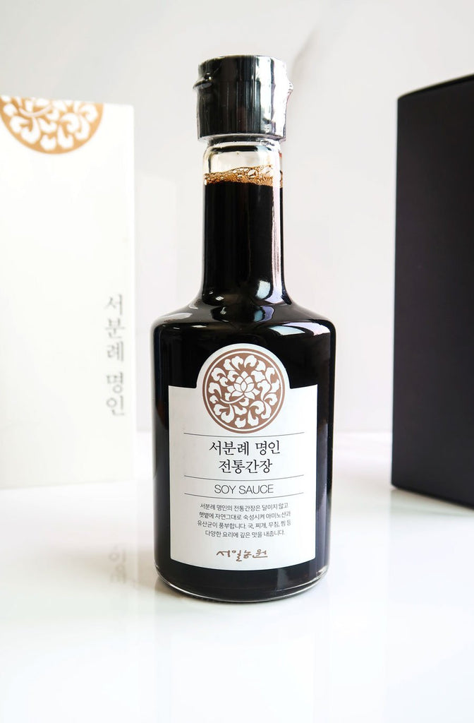[Seoil Farm] Premium Artisan Soy Sauce - No Wheat (300ml)