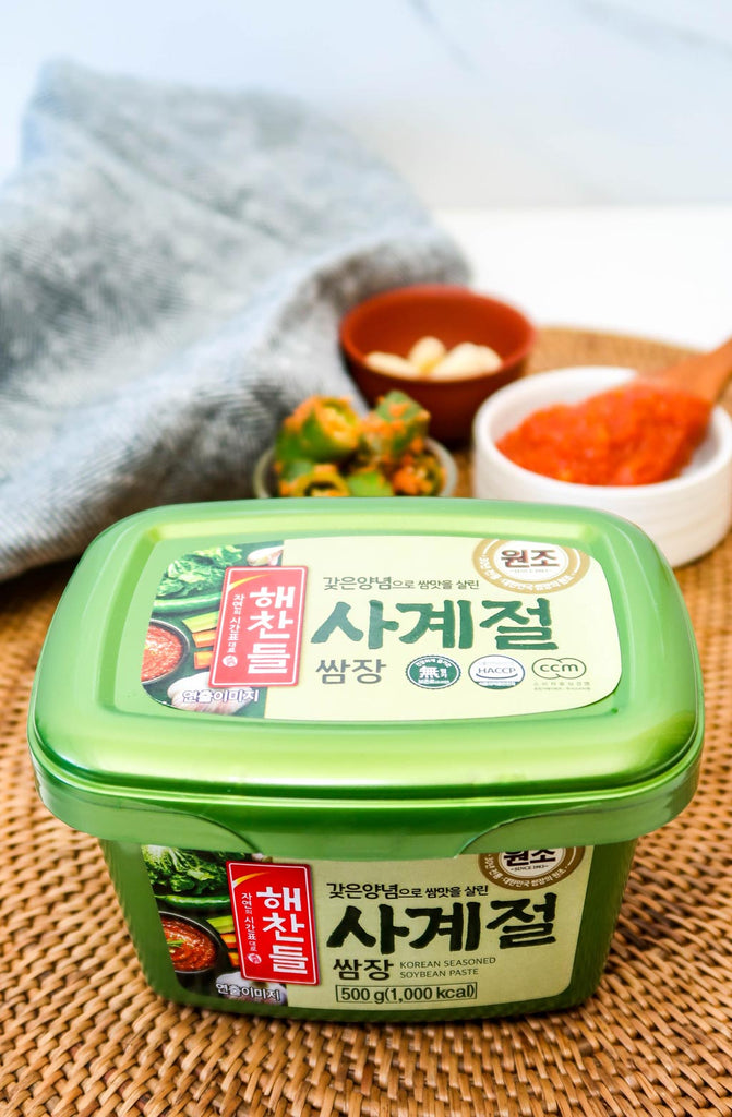 [Haechandle] Four Seasons Ssamjang (500g)