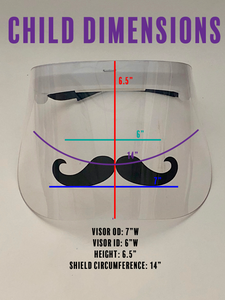 Printed Face Shield: Together