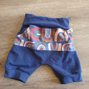 GWM Kanga Shorts with Pockets by O.A.K. Wear - One Little Sprout