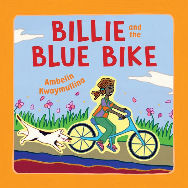 Billie and the Blue Bike by Magabala Books - One Little Sprout