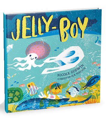 Jelly-Boy by Tusk Books - One Little Sprout