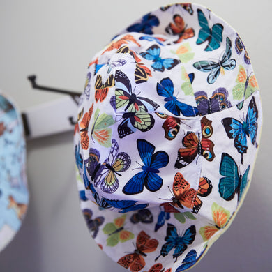 Reversible Bucket Hat by Little Ollie - One Little Sprout