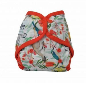 Comodo Wrap Mini (2-6kg) Nappy Cover by Seedling Baby - One Little Sprout