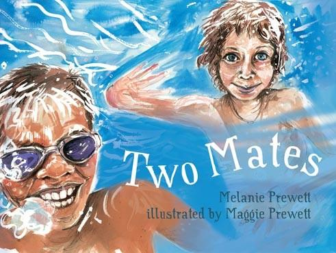 Two Mates by Magabala Books - One Little Sprout