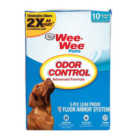 Wee-Wee Odor Control Pads 10 count