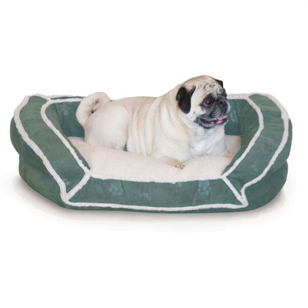 Deluxe Bolster Couch Pet Bed