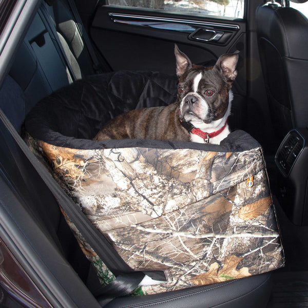 Realtree Bucket Booster Pet Seat