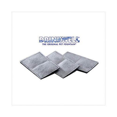 Drinkwell Replacement Filters Year Supply
